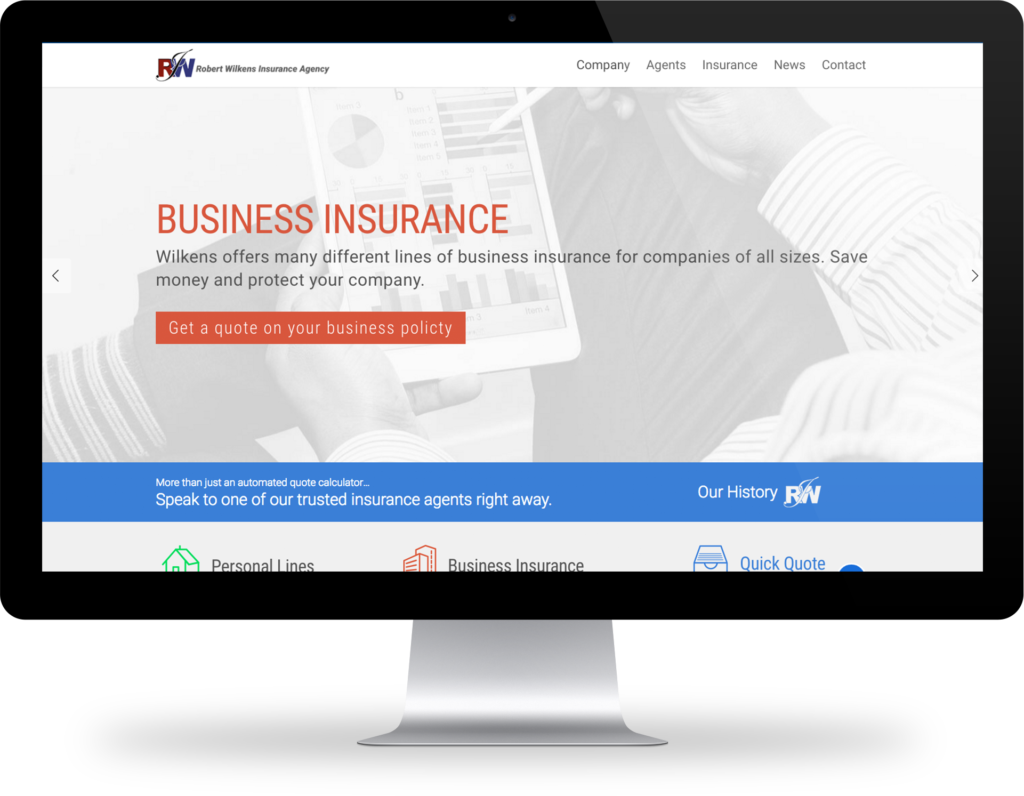 new-insurance-website